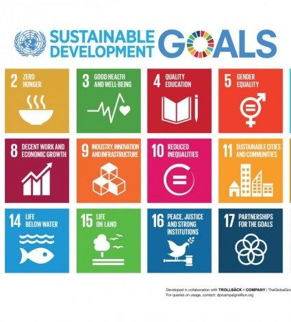 UN Sustainable Development Goals, Global Goals, Sustainability
