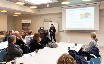 Plastic course, Ksenija Garbacenka, education